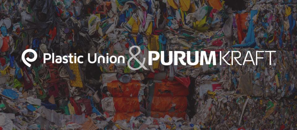 TISKOVÁ ZPRÁVA 21.9.2020: Plastic Union a PURUM KRAFT uzavřely strategické partnerství