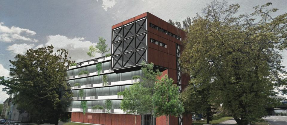 V Ostravě vyroste nová kancelářská budova. Své sídlo v ní bude mít skupina ette.